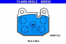 Bremsbelagsatz Scheibenbremse - ATE 13.0460-5032.2