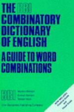 Bbi Combinatory Dictionary of English: A Guide to Word Combinations-ExLibrary