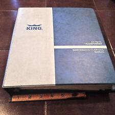 King KT 76 & KT 78 Transponder Service Manual