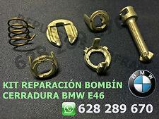Kit de reparación de bombin de cerradura de puerta para Bmw E46 sedan 98-05
