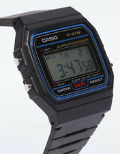 Reloj Digital Clásico Casio (F-91W)