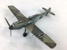 Tamiya 1/48 Messerschmitt Bf 109E-3 Model Build And Painted