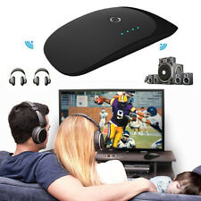 2in1 Wireless Bluetooth Transmitter and Receiver A2DP 3.5mm Stereo Audio Adapter