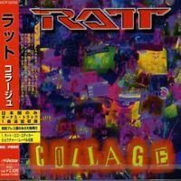 USED CD RATT collage