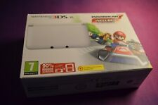 Nintendo 3DS XL (White) Mario Kart 7 Edition - VGC Condition - UK FAST SHIP