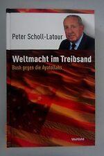 Peter Scholl -Latour ~Weltmacht im Treibsand --Bush gegen die Ayatollahs