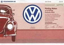 VW Volkswagen AG Käfer Golf Touran Polo1991 Wolfsburg Kassel 2500 DM SEAT Skoda