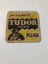 Tudor Crisps Beer Mat (8.3)