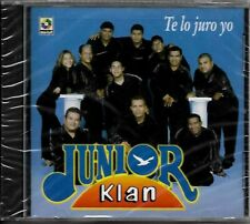 Junior Klan, Te Lo Juro Yo - CD New Sealed