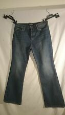 London Jean Ladies Jeans in Blue Denim Boot Cut Size 10 NWTO
