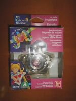 Sailor Moon Star locket compact ciondolo spilla very rare 90s vintage BanDai
