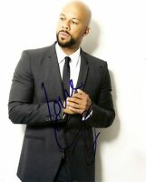 COMMON GENUINE AUTHENTIC SIGNED AUTOGRAPH 10X8 PHOTO AFTAL & UACC B