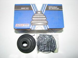 83-91 Ford Escort Tempo EXP Mercury Lynx Topaz LN7 Outer Axle CV Boot Kit BK159