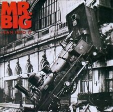 MR. BIG: LEAN INTO IT CD! W/TO BE WITH YOU~JUST TAKE MY HEART! 7 82209-2 NR MINT