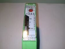 Phoenix Contact Solid State Rever Contactor ELR H5-IES-SC-24DC/500AC-0,6 JAL ***