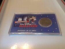 10th Anniversary 2003 Walt Disney World Marathon Weekend Limited Edition Coin