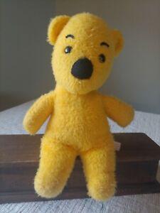 Vintage Winne The Pooh Vintage Sears Gund Stuffed Animal Toy Plush Pooh Bear Toy