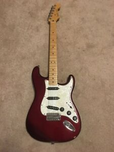 Stratocaster Made in Mexico