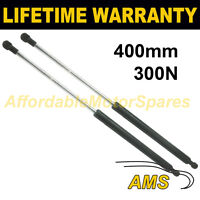 2X UNIVERSAL GAS STRUTS SPRINGS MULTI FIT FOR KIT CAR CONVERSION 400MM 40CM 300N