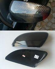 Carbon Fiber Side Mirror Covers Set Golf 6 Gti MK6 5KD857537 Touran Volkswagen