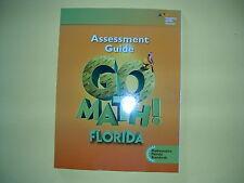 Go Math! Florida Assessment Guide Grade 5 @2015