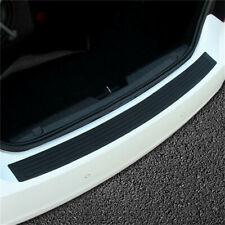 Parts Accessories Rubber Car Rear Bumper Protector Trim Strip Trunk Sill Guard
