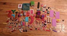 Barbie Mega Bloks and Lite Bricks lot
