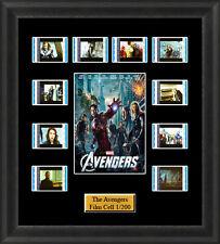 The Avengers (2012) Film Cell Memorabilia FilmCells Movie Cell Presentation
