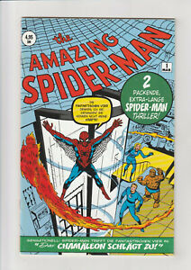German Amazing Spider Man #1 VF 1999 Marvel comic Ditko