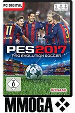 Pro Evolution Soccer 2017 Key - Steam Code - PC Standard Version PES 17 [DE/EU]