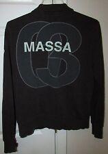 Puma Ferrari 03 Filipe Massa Limited F1 Track Jacket Black Coat Size Small
