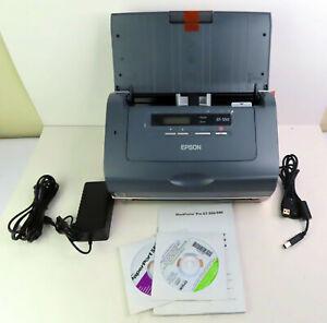 Epson WorkForce Pro GT-S50 Sheetfed Scanner Open Box