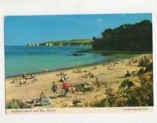 Studland Beach & Bay 1978 Postcard 604a