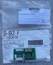 Mettler Toledo 11103678 Interface RS232 Verpackt 0011103710 B 1225