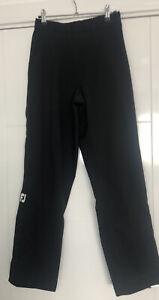 LADIES FOOTJOY Golf Trousers Waterproof Black SMALL DRYJOYS