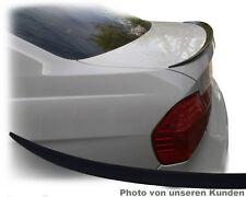 Fly Design Heckspoilerlippe für BMW E90 Limousine 3er 2005-2013 - Schwarz