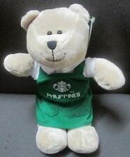 2016 Starbucks Bearista Bear PHILIPPINES WITH TAG BRAND NEW