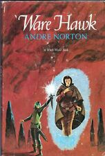 Ware Hawk by Andre Norton 1983, Hardcover A Witch World Book Classic Fantasy