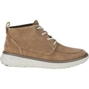 Men's Sperry Top-Sider Element Chukka Sneaker Caramel Suede - Size 11 (STS16009)