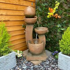 Aqua Creations Pagoda on Column Water Feature Self Contained FREE DELIVERY