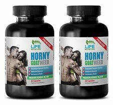 Female Sexual Stimulant Pills - Horny Goat Weed 1560mg - Tongkat Ali 2B