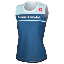 Castelli Women's Triathlon Run Top Singlet Size XS-XXL -Save $30