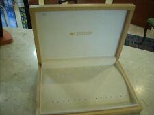 scatola   CITIZEN   BOX contenitore 8 orologi