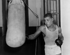 Champion Boxer JOE LOUIS Glossy 8x10 Photo Vintage Print Poster Heavyweight