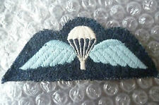 Patches- British Army Airborne Wing Patch Parachute Wing Patch (New*)