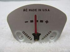 NOS 1949-1950 Chevrolet Battery Gauge in Box Ammeter AC GM 1501270 1500853 dp1