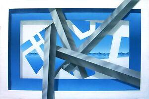 Randy Dunham - Surrealism Painting - Build to Preserve