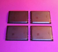 LOT (4) AMD Opteron 6140 OS6140WKT8EGO 8 Core 2.6Ghz 12MB L3 Cache CPU
