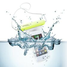 Lot 5x Green Small Waterproof Underwater Pouch Bag Case Cover For iPhone Samsung