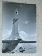 CARTE POSTALE POST CARD DOUGLAS DC-6 B TAI AIRLINE COMPAGNIE AERIENNE